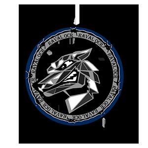 Logotipo GRD Raval OCR OCRA CV. Asociación de Carreras de Obstáculos de las Comunidad Valenciana
