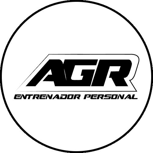 Logotipo AGR Entrenador Personal OCRA CV. Asociación de Carreras de Obstáculos de las Comunidad Valenciana