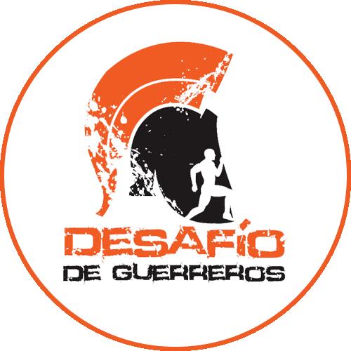 Logotipo Desafio de Guerreros OCRA CV. Asociación de Carreras de Obstáculos de las Comunidad Valenciana