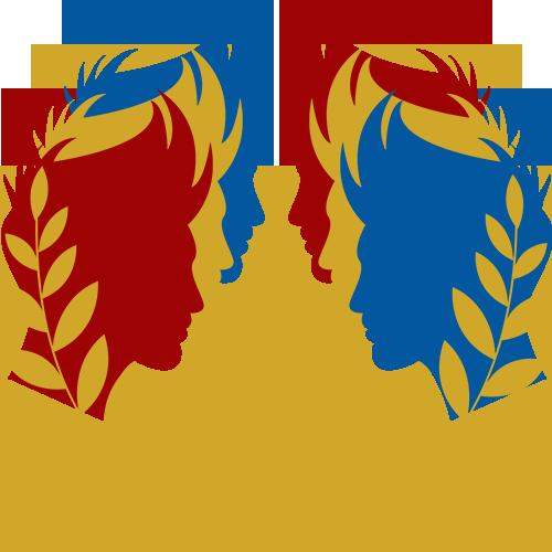 Logotipo Clasificaciones Duelos Club Masculinos. Asociación de Carreras de Obstáculos de las Comunidad Valenciana