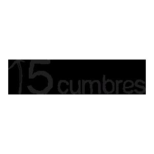 Logotipo 15 cumbres OCRA CV. Asociación de Carreras de Obstáculos de las Comunidad Valenciana