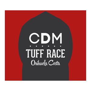 Logotipo CDM Tuff Race OCRA CV. Asociación de Carreras de Obstáculos de las Comunidad Valenciana