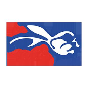 Logotipo GRD CEM Les Llebres de Muro OCRA CV. Asociación de Carreras de Obstáculos de las Comunidad Valenciana