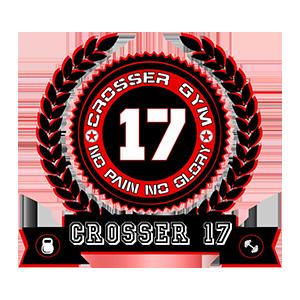 Logotipo CROSSER17. OCRA CV. Asociación de Carreras de Obstáculos de las Comunidad Valenciana