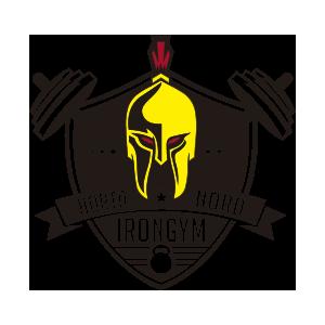 Logotipo GRD Irongym Horta Nord OCRA CV. Asociación de Carreras de Obstáculos de las Comunidad Valenciana