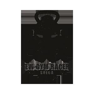 Logotipo GRD New Gym Racers OCRA CV. Asociación de Carreras de Obstáculos de las Comunidad Valenciana