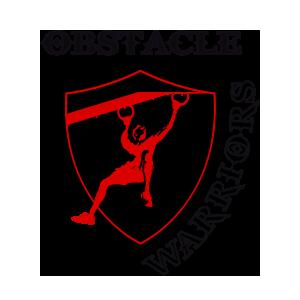 Logotipo GRD Obstacle Warriors OCRA CV. Asociación de Carreras de Obstáculos de las Comunidad Valenciana