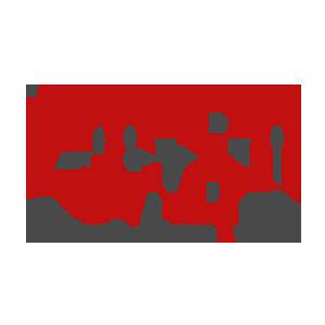 Logotipo Planeta Pixel. Desarrollo diseño grafico web. OCRA CV. Asociación de Carreras de Obstáculos de las Comunidad Valenciana