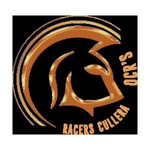 Logotipo GRD Racers Cullera OCR's OCRA CV. Asociación de Carreras de Obstáculos de las Comunidad Valenciana