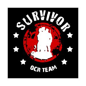 Logotipo GRD Survivor OCR Team OCRA CV. Asociación de Carreras de Obstáculos de las Comunidad Valenciana