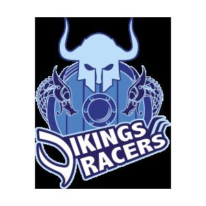 Logotipo GRD Vikings Racers OCRA CV. Asociación de Carreras de Obstáculos de las Comunidad Valenciana