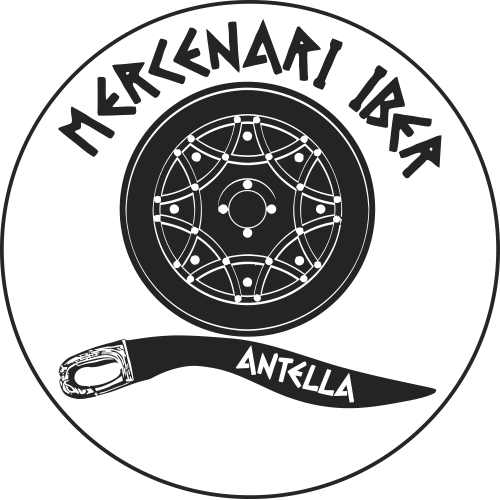 Logotipo Mercenari Iber OCRA CV. Asociación de Carreras de Obstáculos de las Comunidad Valenciana